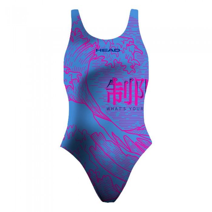 [해외]헤드 SWIMMING Fuji Swimsuit 6137475008 Light Blue