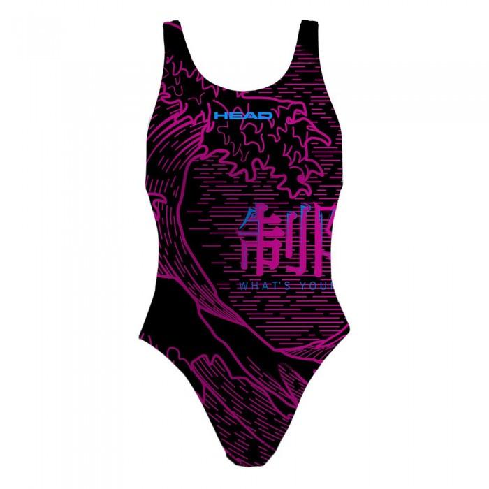 [해외]헤드 SWIMMING Fuji Swimsuit 6137475009 Black