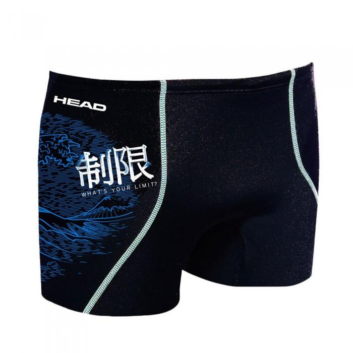 [해외]헤드 SWIMMING Fuji 27 6137475018 Black / Blue