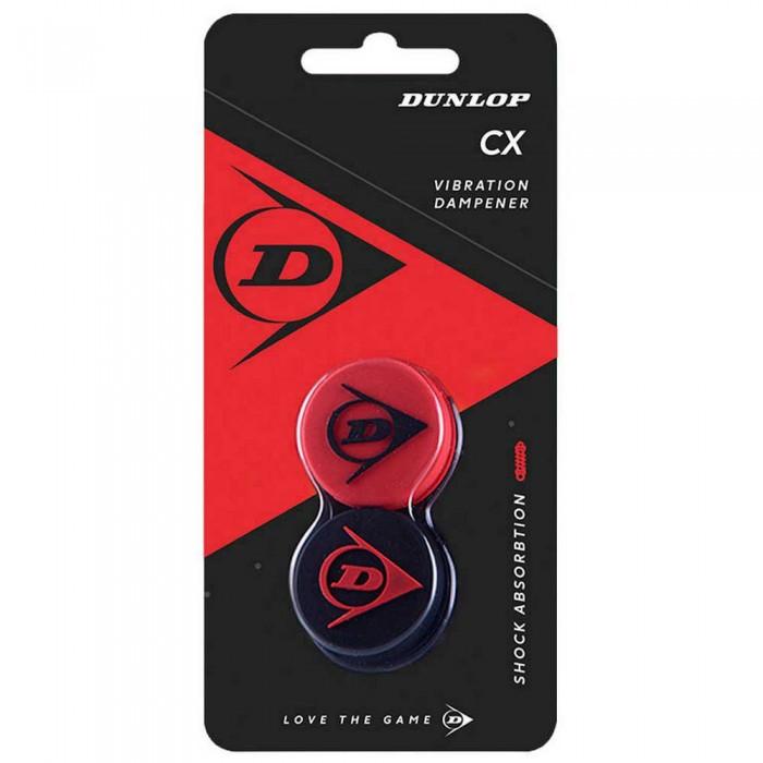 [해외]던롭 Flying D Dampener 2 Units Red / Black