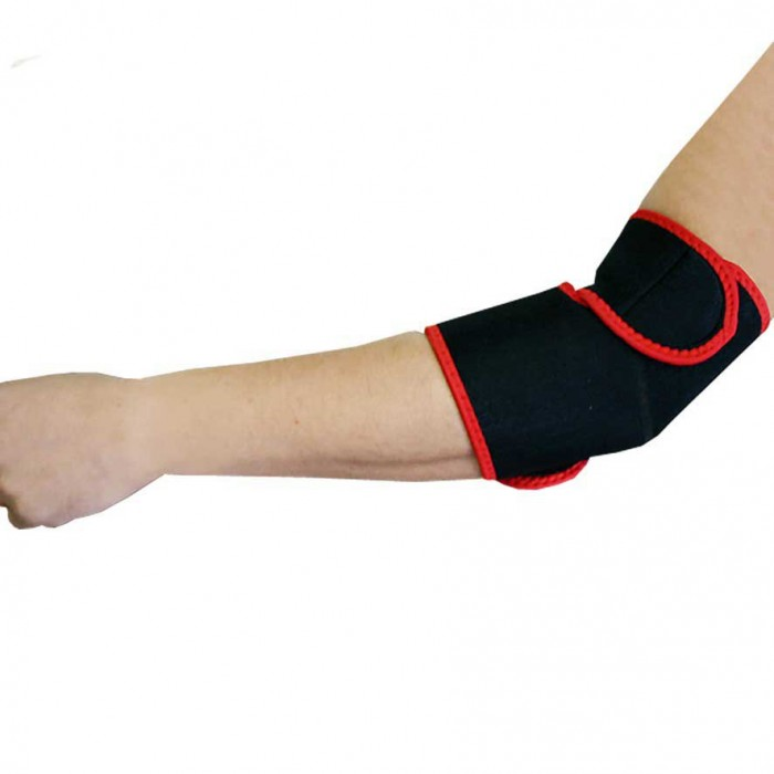 [해외]SOFTEE Neoprene Elbow Brace 7137568364 Black