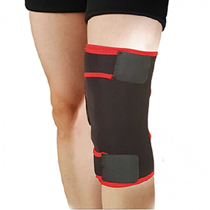 [해외]SOFTEE Neoprene Knee Brace 7137568365 Black