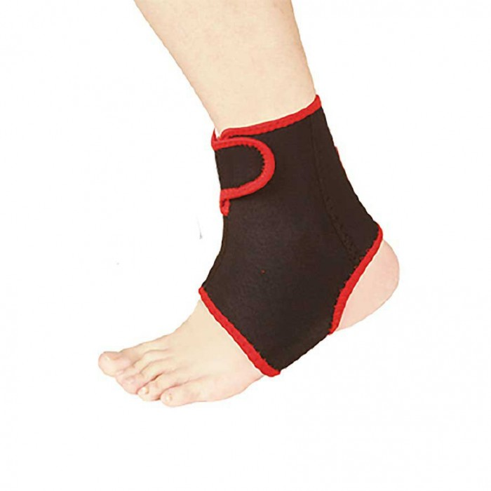 [해외]SOFTEE Neoprene Ankle Brace 7137568366 Black