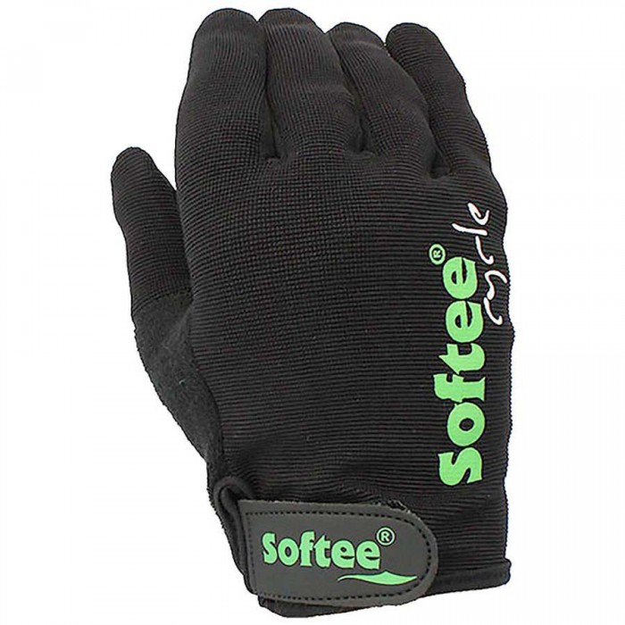 [해외]SOFTEE Contact Cycling 7137567851 Black