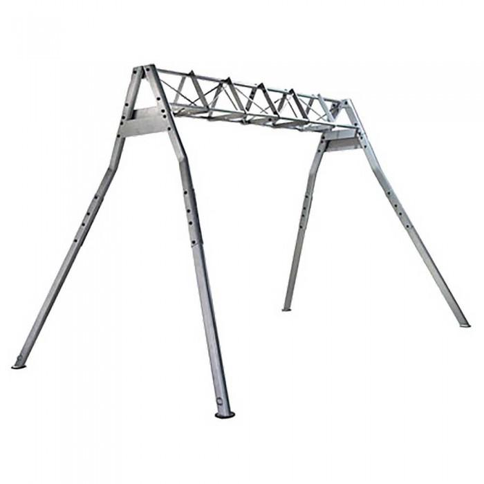 [해외]SOFTEE Dynamic Trainer Rack 7137567779 Chromed