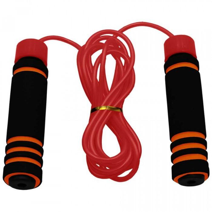 [해외]SOFTEE Functional PVC Skipping Rope Red
