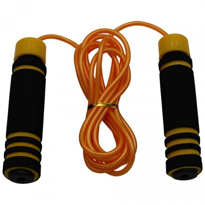 [해외]SOFTEE Functional PVC Skipping Rope Yellow