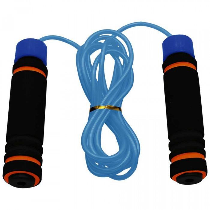 [해외]SOFTEE Functional PVC Skipping Rope Blue