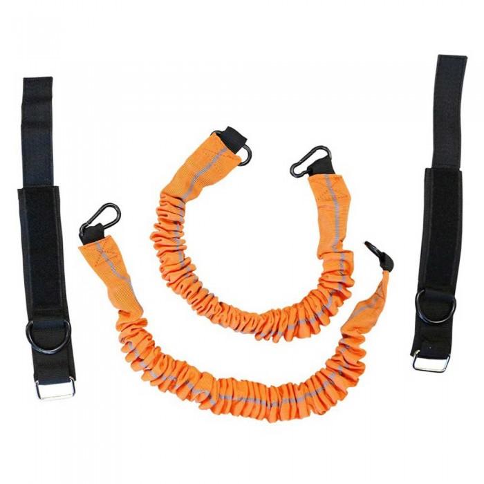 [해외]SOFTEE Resistance Lateral 트레이너 Orange / Black