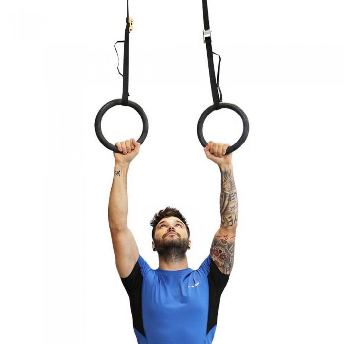 [해외]SOFTEE Suspension Ring ABS Black