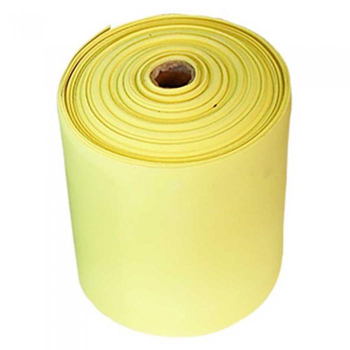 [해외]SOFTEE Resistance Rubber 피트ness 밴드 스트롱 25 m Yellow