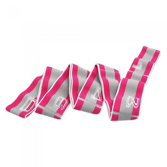 [해외]SOFTEE 짐 Elastic 밴드 Pink / Grey