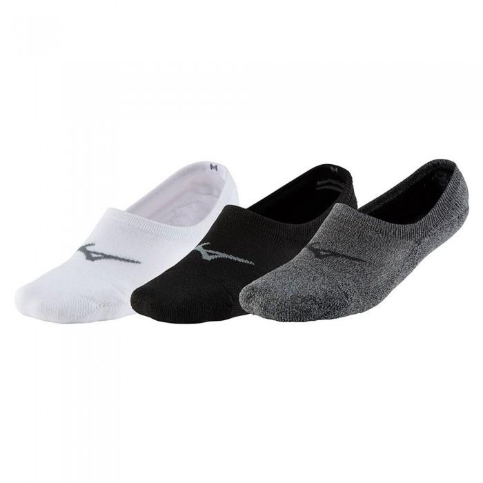[해외]미즈노 슈퍼 숏 3 Pair White / Black / Grey