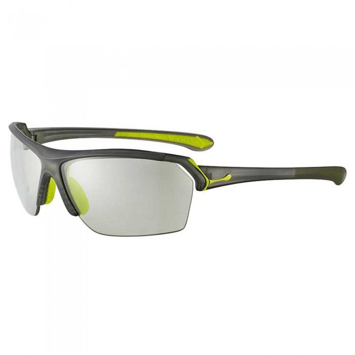 [해외]CEBE 와일드 W/Interchangeable Lenses Matt Translucent Grey / Lime