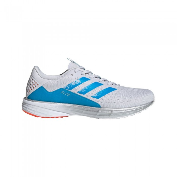 [해외]아디다스 SL20 Primeblue Dash Grey / Sharp Blue / True Orange