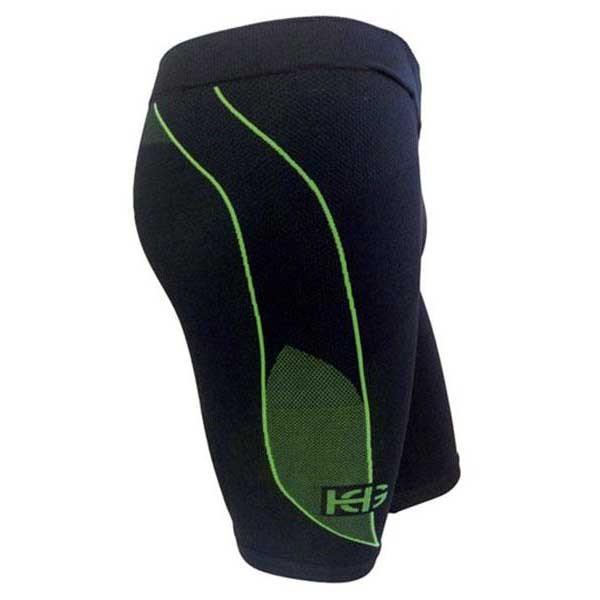 [해외]SPORT HG Compressive 복서 마이크로perforated 팬츠 Black / Green