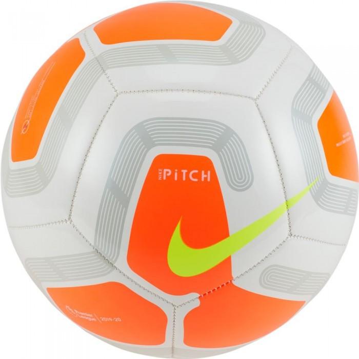[해외]나이키 Premier 리그 Pitch 19/20 White / Total Orange / Grey / Volt