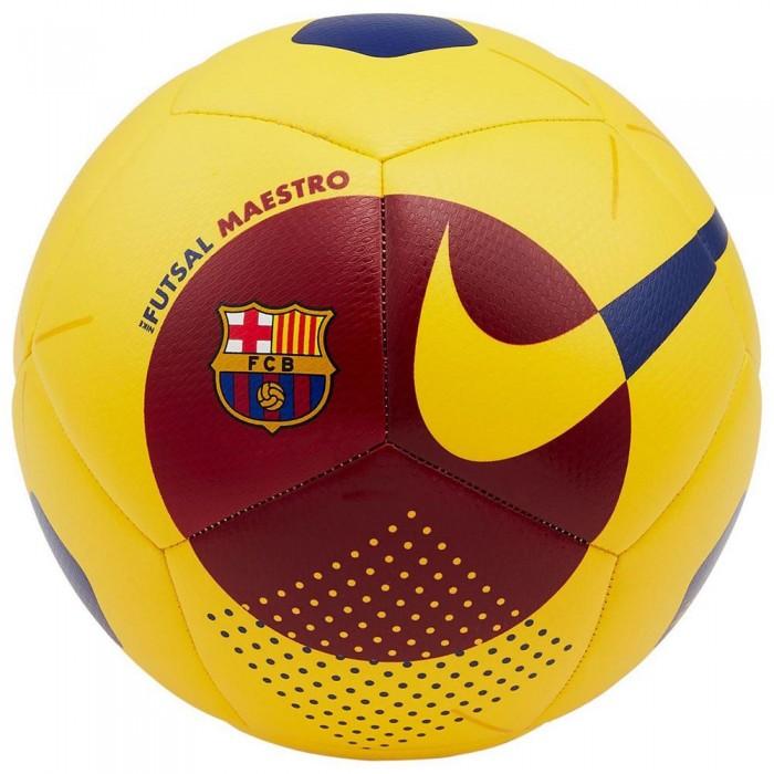 [해외]나이키 FC Barcelona Futsal Maestro Pro Varsity Maize / Noble Red / Deep Royal Blue