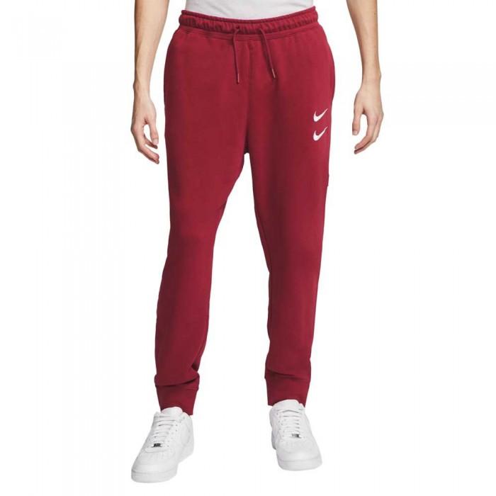 [해외]나이키 스포츠웨어 스우시 Ft Team Red
