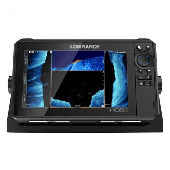 [해외]LOWRANCE HDS-9 Live Active Imaging 8136999964 Black