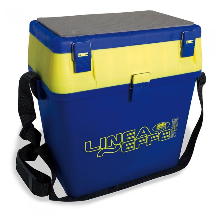 [해외]LINEAEFFE Seat Box Big 137388811 Blue / Yellow