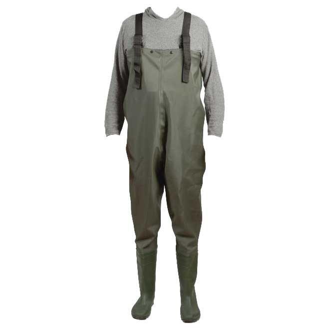 [해외]ZEBCO PVC Wader 8137578255 Green