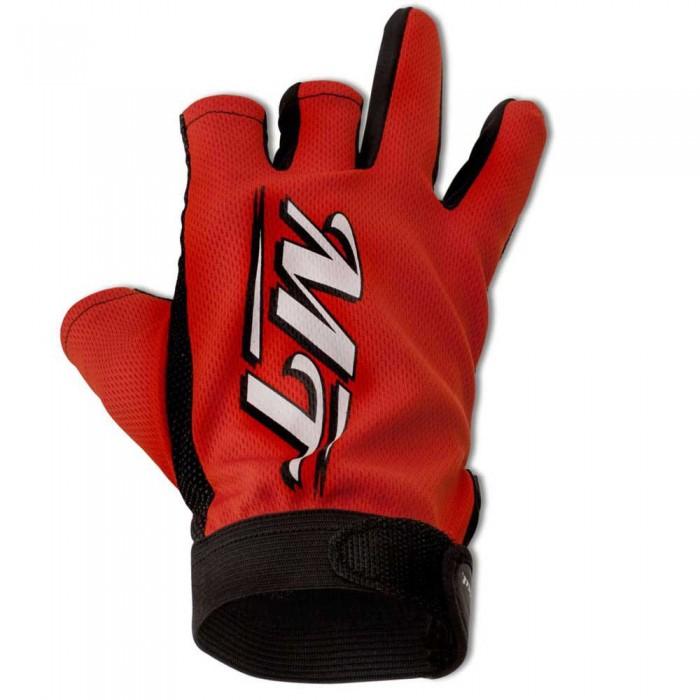 [해외]MAGIC TROUT Glove Stretch 137578188 Red