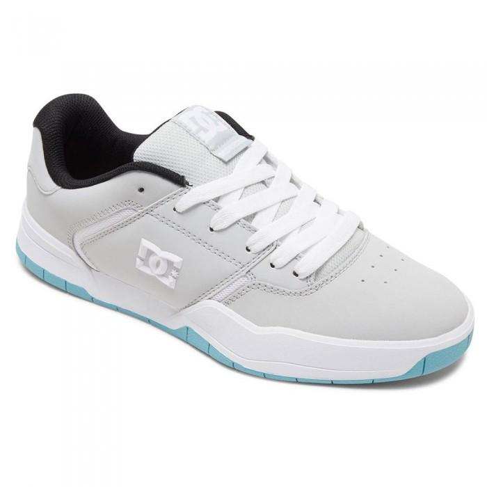 [해외]DC슈즈 Central White / Light Grey