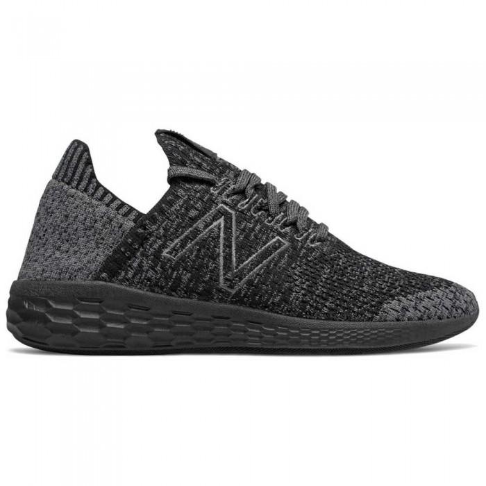 [해외]뉴발란스 프레쉬 Foam Cruz Sock v2 Black