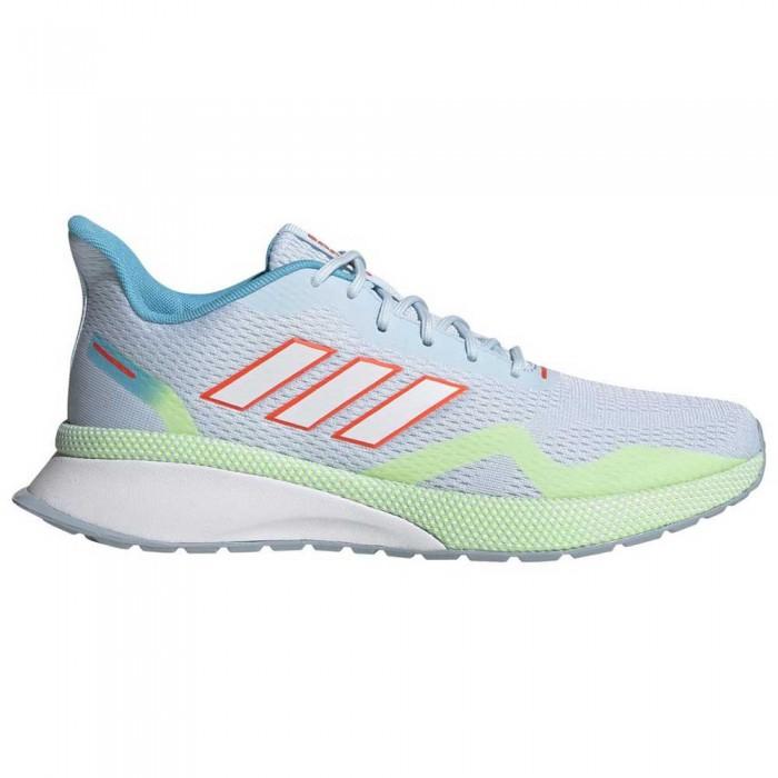 [해외]아디다스 노vafvse X Sky Tint / Footwear White / Ash Grey