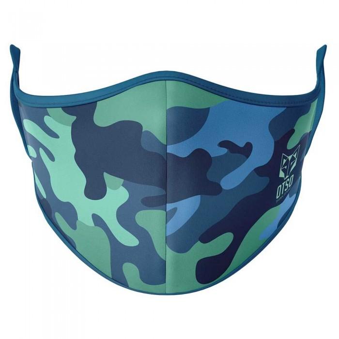 [해외]OTSO 카모uflage Camu Blue