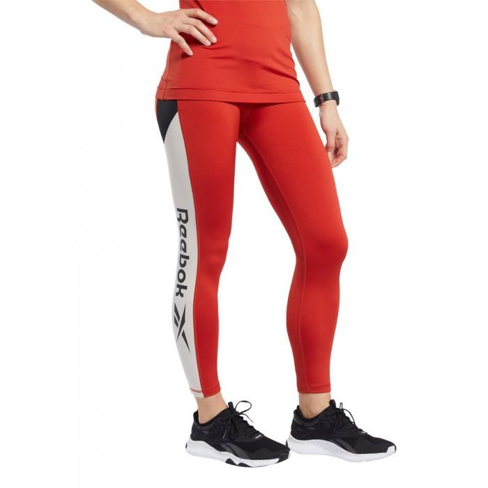 [해외]리복 Workout Ready 로고 Legacy Red