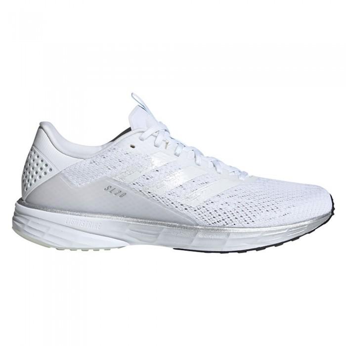 [해외]아디다스 SL20 서머 Ready Footwear Whtie / Sky Tint