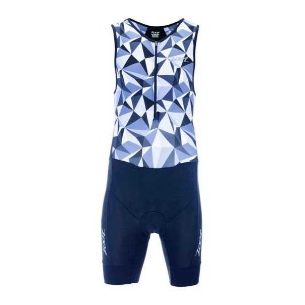 [해외]ZOOT Performance Tri Racesuit 6135904576 Black Camo