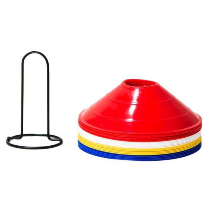 [해외]POWERSHOT 세트 Of 24 Marking Cones Multicoloured
