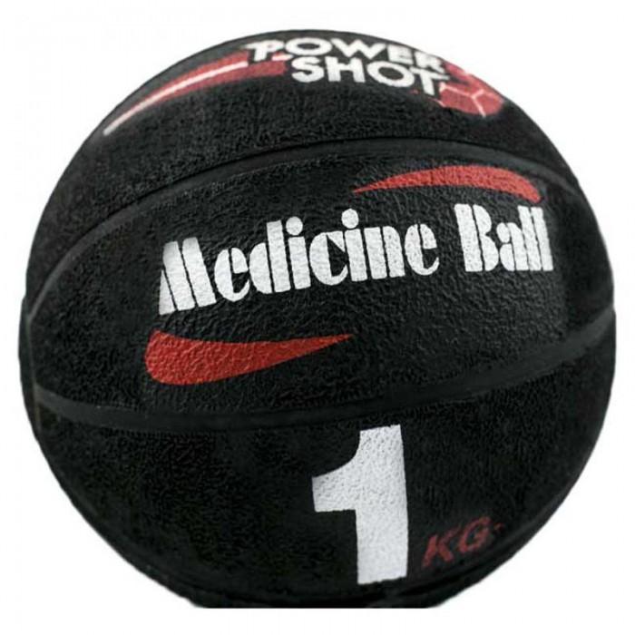 [해외]POWERSHOT Medicine Ball 1Kg Black