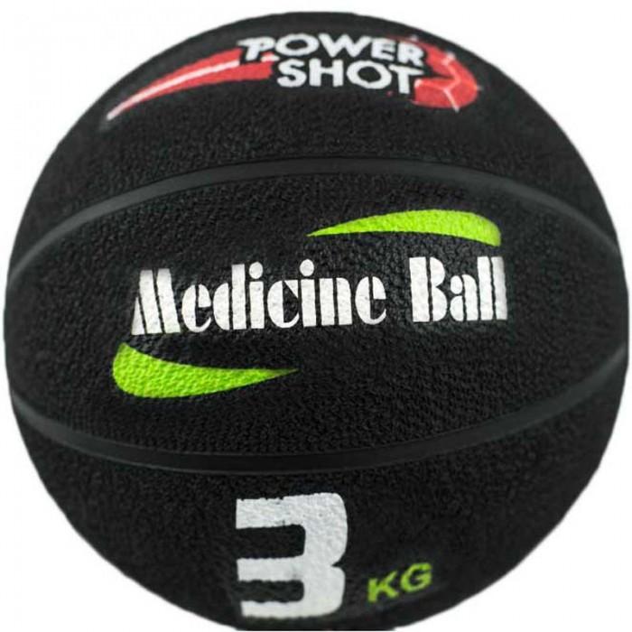 [해외]POWERSHOT Medicine Ball 3Kg Black