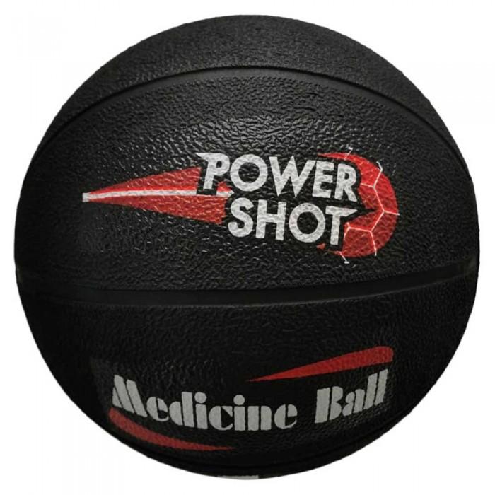 [해외]POWERSHOT Medicine Ball 4Kg Black