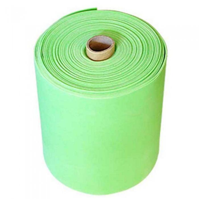 [해외]SOFTEE Resistance Rubber 피트ness 밴드 미디움 25 m Green
