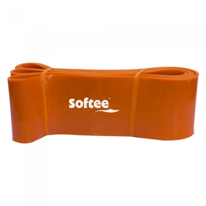 [해외]SOFTEE Resistance Elastic 밴드 Orange