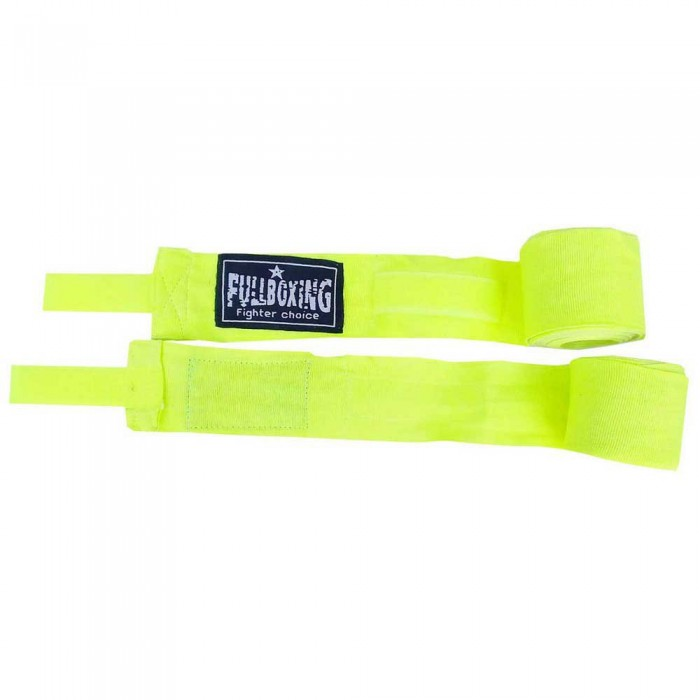 [해외]SOFTEE 풀boxing 밴드 Fluor Yellow