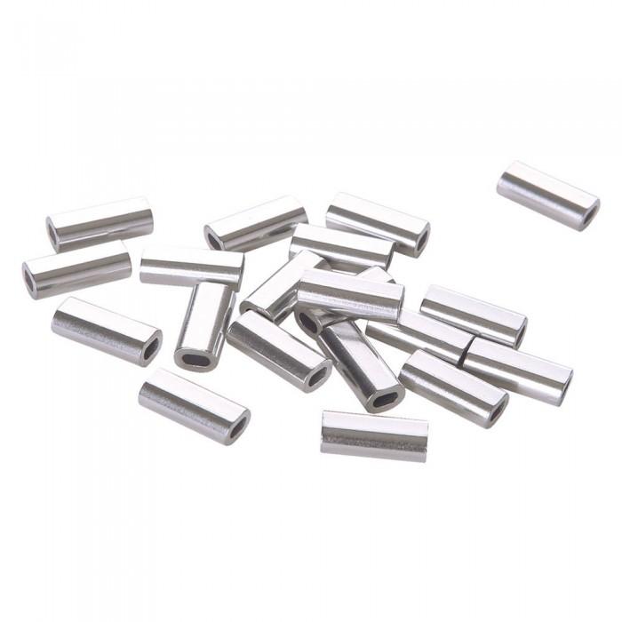 [해외]씨악서브 라인 Lock For 싱글 라인 20 Units Silver