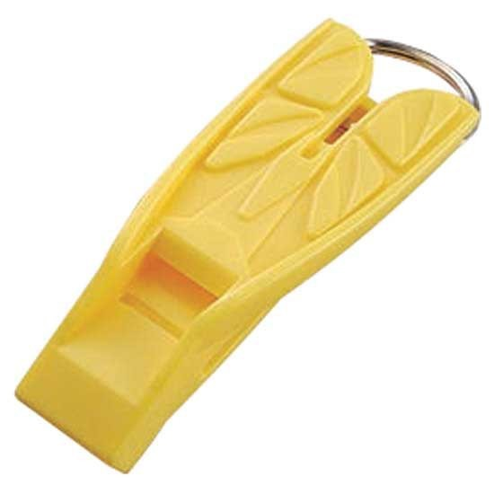 [해외]TECNOMAR Whistle With Clip 10137543859 Yellow