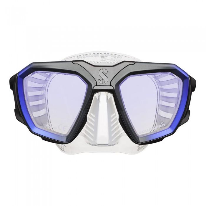 [해외]스쿠버프로 D-Mask 10137366574 Blue / Transparent
