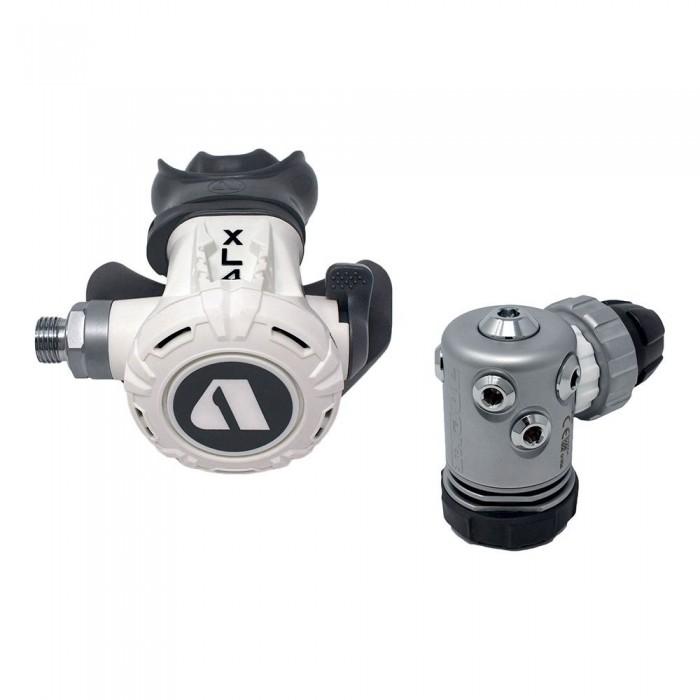 [해외]아펙스 XL4+ DIN 300 세트 Black / Steel / White