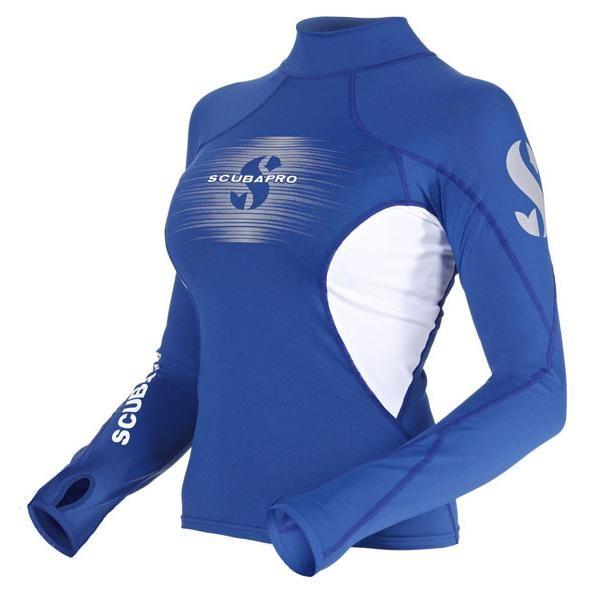 [해외]스쿠버프로 Warm Guard 숏 0.5 mm Blue