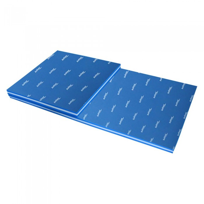 [해외]SOFTEE Floating Mat 6137572384 Blue / White / Blue
