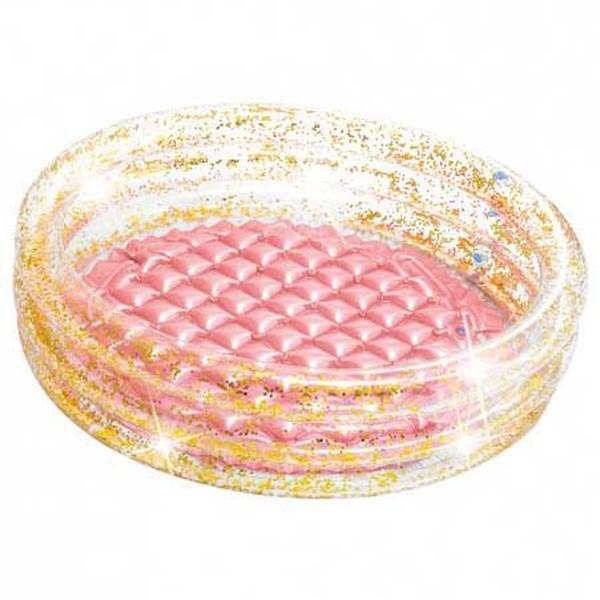 [해외]인텍스 Children'S Pool With Glitter 6137566110 Clear / Gold