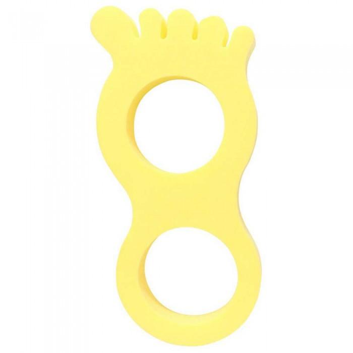 [해외]SOFTEE Foot Mini-Floating Mat 6137568314 Yellow