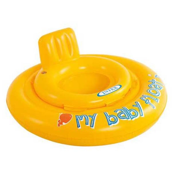 [해외]인텍스 Baby Inflatable Float 6137566147 Yellow